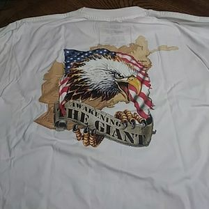 f2c1a02dd2c batee design Shirts - NEW Eagle t shirt